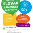 NEW Open Slovak Language Courses