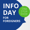 September 27, 2018 - INFO DAY FOR FOREIGNERS