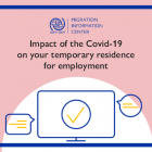 VIDEO TUTORIAL: Impact of the Covid-19 on the temporary residence for the purpose employment in Slovakia
