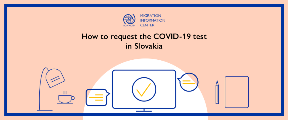 Video TutorialHow to request a PCR test for COVID-19 in Slovakia (tutorial, English language) More